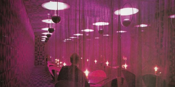 Verner Panton – Astoria, November 1960, Trondheim