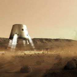 Mars One – Lander