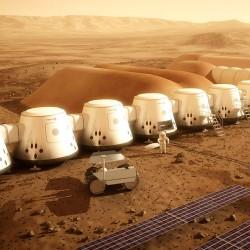 Mars One – Settlement