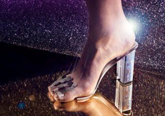 Alexandra Murray-Leslie. Computer Enhanced Footwear. Photo: Alexandra Murray-Leslie, 2016.