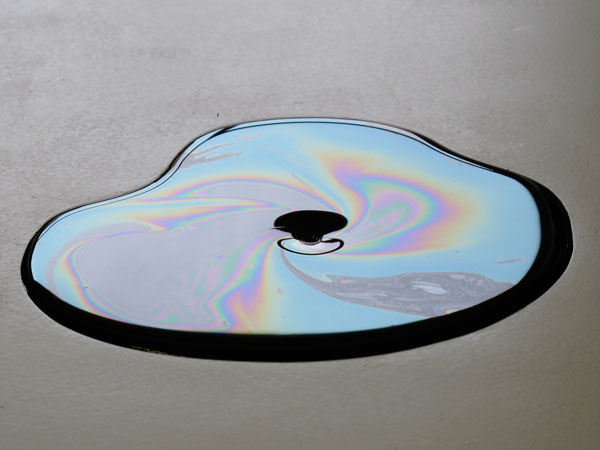 ANTONY HALL / PUDDLE VORTEX