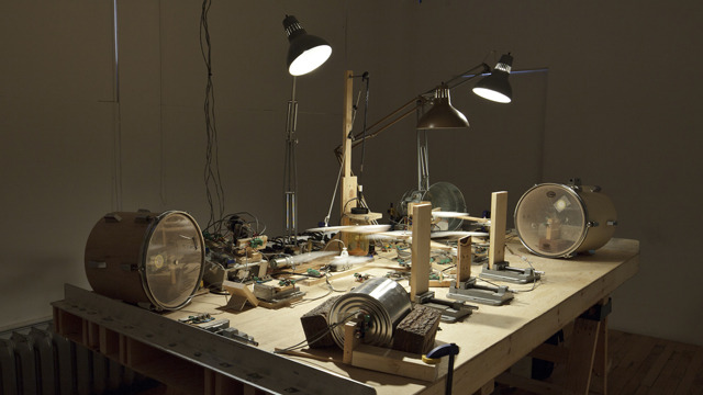 Peter Flemming / Instrumentation 2012