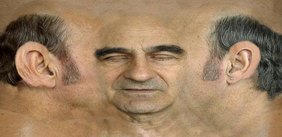 STELARC / ALTERNATE EMBODIMENTS, PROSTETHIC HEAD