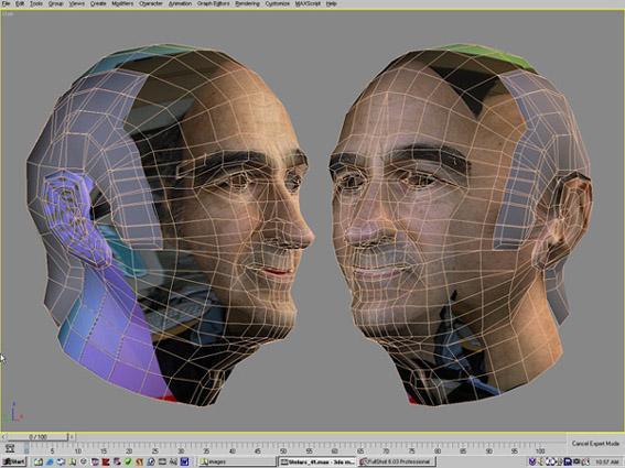 Stelarc / Prosthetic Head